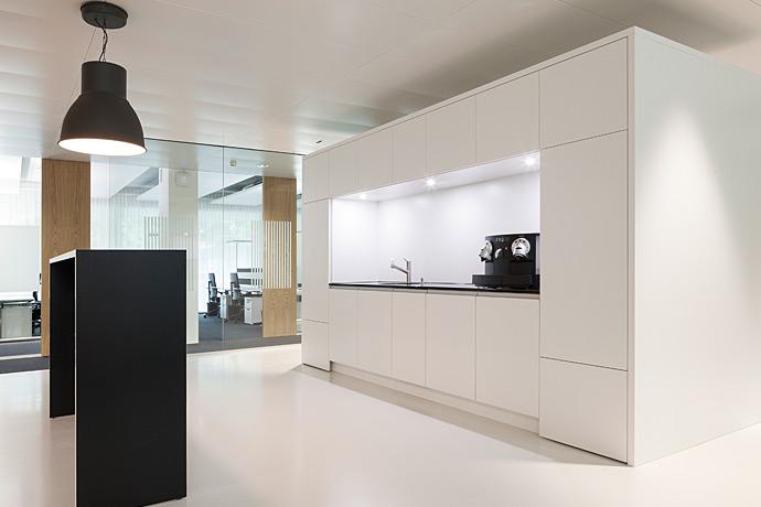 Küche Weiss Innenausbau